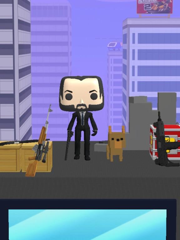 Mr. Wick Bullet Trigger screenshot 5