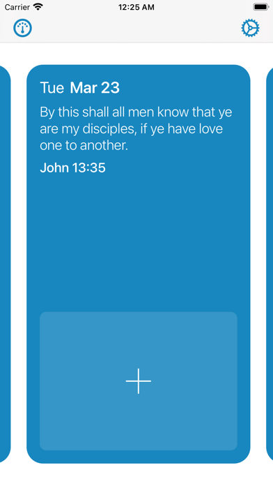 Day by Day - Daily Scriptures screenshot 1