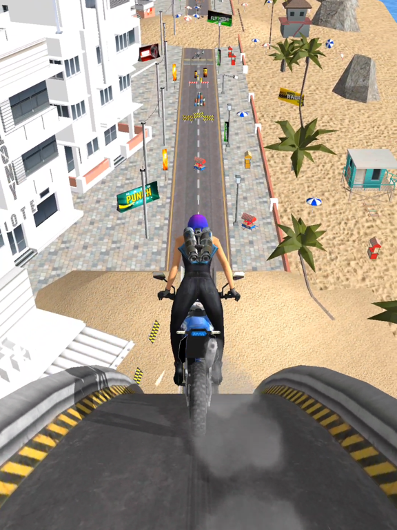 iPad Image of Bike Jump!