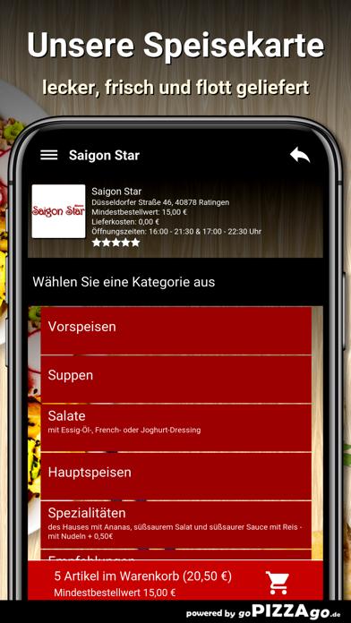 Saigon Star Ratingen screenshot 4
