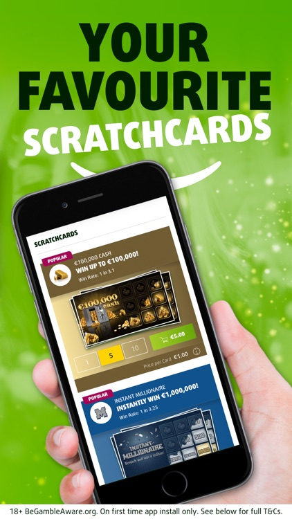 Lottoland.ie: Lotto Bets & Win screenshot-3