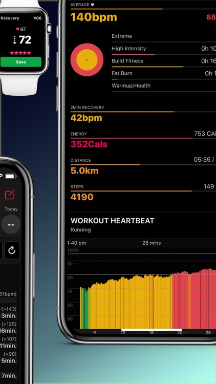 HeartWatch: Monitor Heart Rate screenshot-8