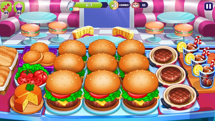 Cooking Fantasy - Restaurant screenshot-0
