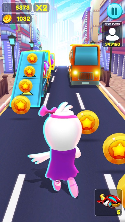 Lily Run 3D screenshot-3
