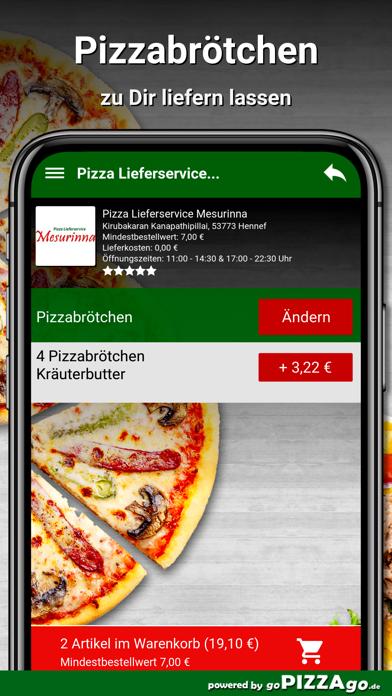Mesurinna Hennef Lieferservice screenshot 6
