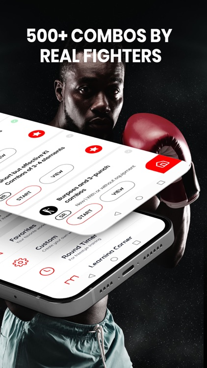 Boxing Training & Workout App