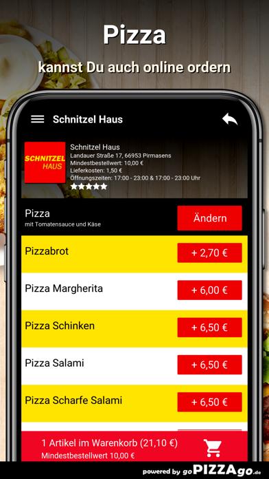 Schnitzel Haus Pirmasens screenshot 5