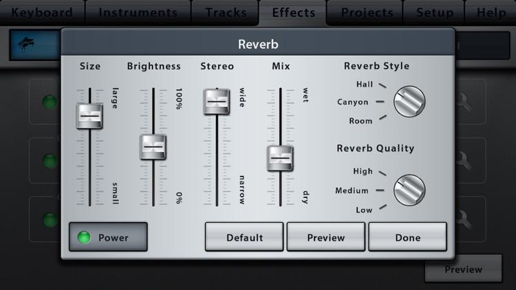 Music Studio Lite screenshot-5