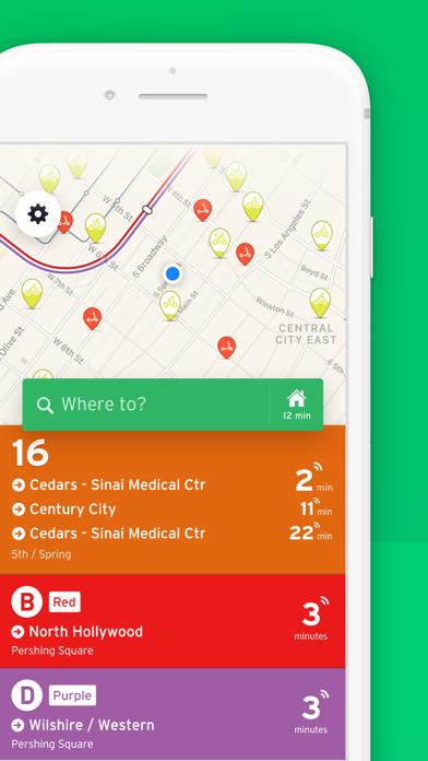 Transit • Subway & Bus Times Screenshot