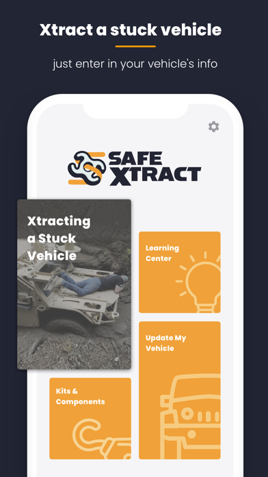 Safe-Xtract Vehicle Recovery 1