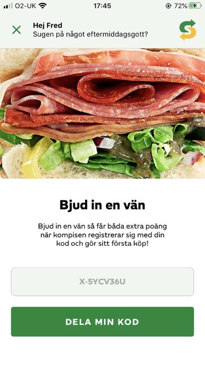 Subway® - Official App screenshot-4
