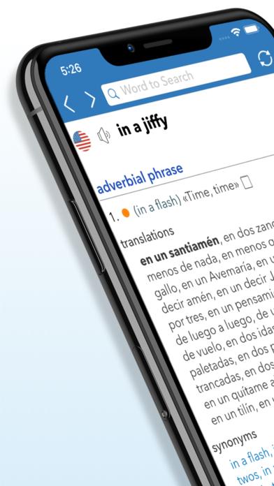 English Spanish Dictionaryのおすすめ画像9