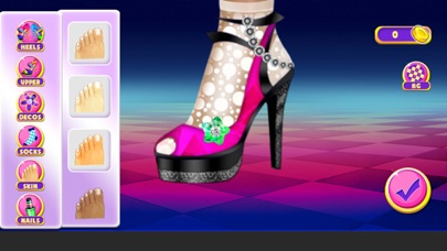 Shoes Fashion Designer screenshot 2