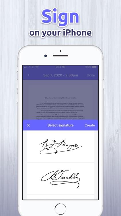 Scanner for Docs: Scan & Sign