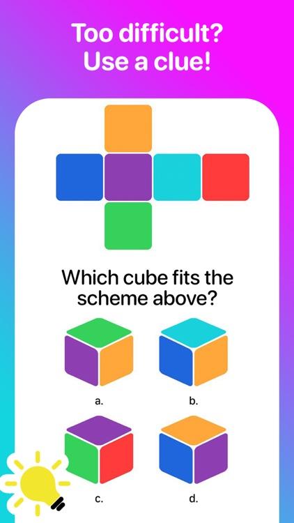 Light IQ: logic riddles test