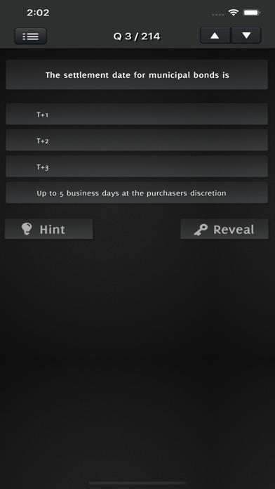 Series 7 Question Bank Exam screenshot 3