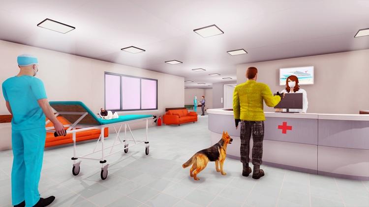 Pet Doctor Simulator: Pet Game screenshot-4