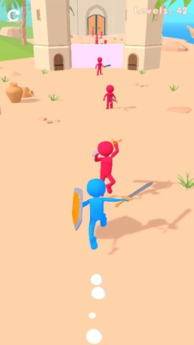 Assaulter knight Screenshot
