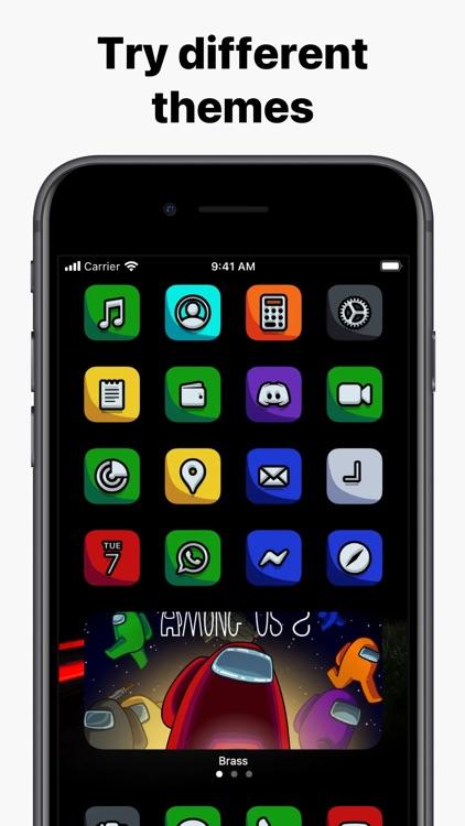 Brass - Custom Icons & Widgets screenshot-6