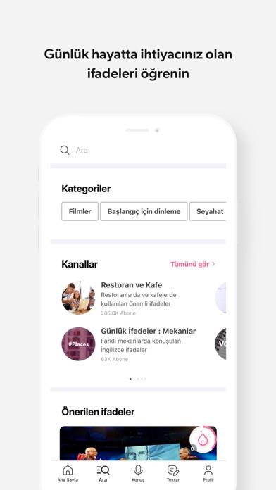 Cake - İngilizce Öğren iphone ekran görüntüleri