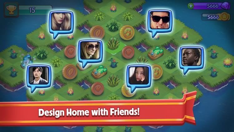 Mergeland - Ever Merging games screenshot-4