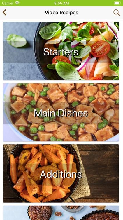Vegan Foods: Recipes for Vegan screenshot-8