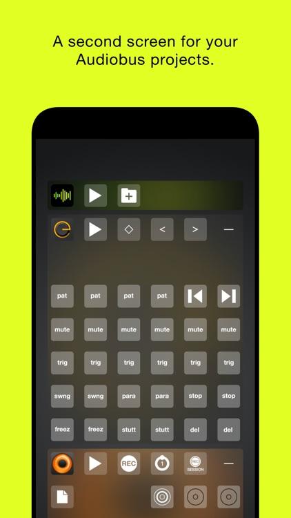 Audiobus Remote