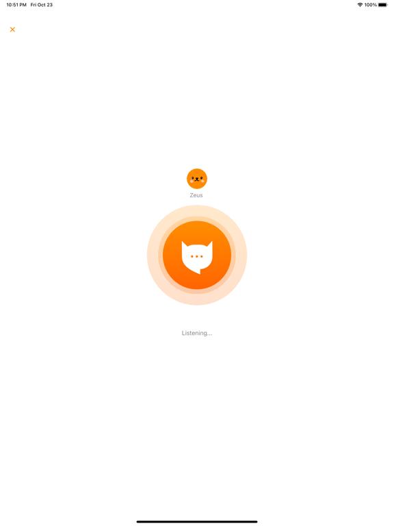 iPad Image of MeowTalk Cat Translator - Beta