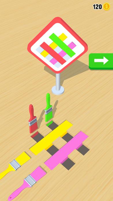 Brush Color 3D screenshot 3