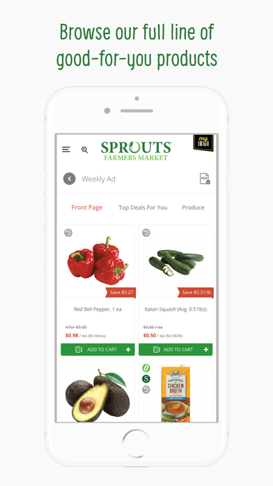 Sprouts Farmers Market wiki review and how to guide