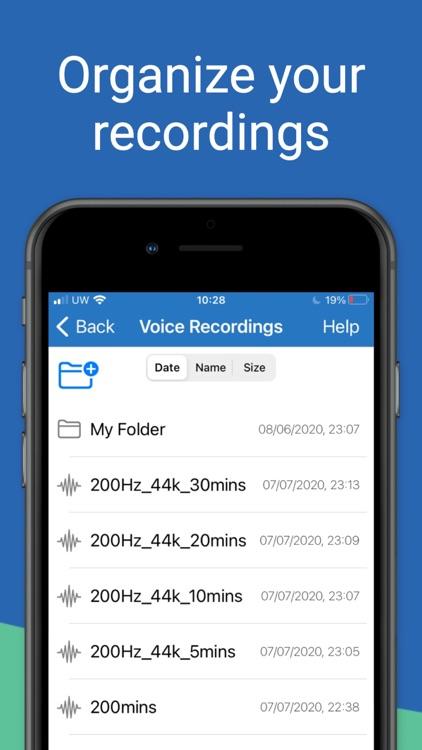 Voice Analyst: Pitch & Volume screenshot-3