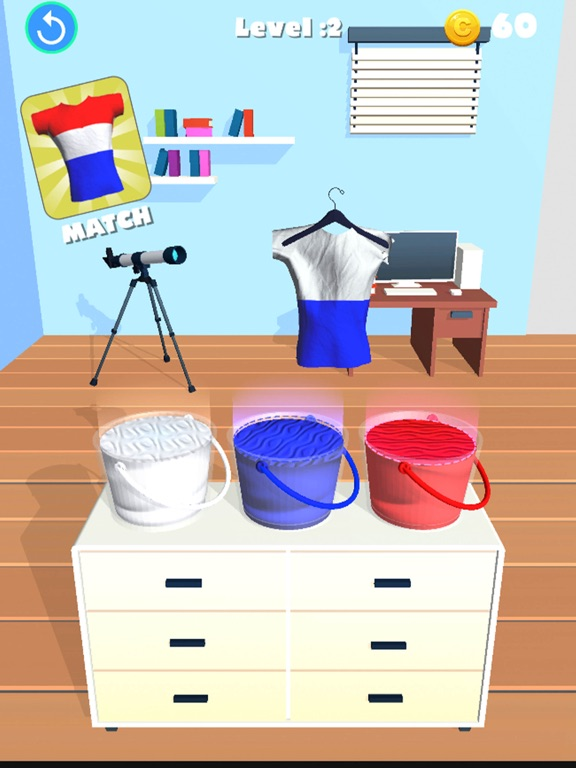 Tie Dye Master 3D screenshot 4
