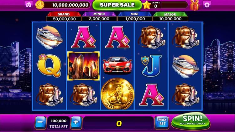 Slots Of Vegas Casino Game 777