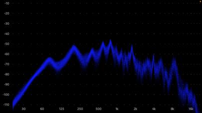 FrequenSee - Spectrum Analyzerのおすすめ画像5