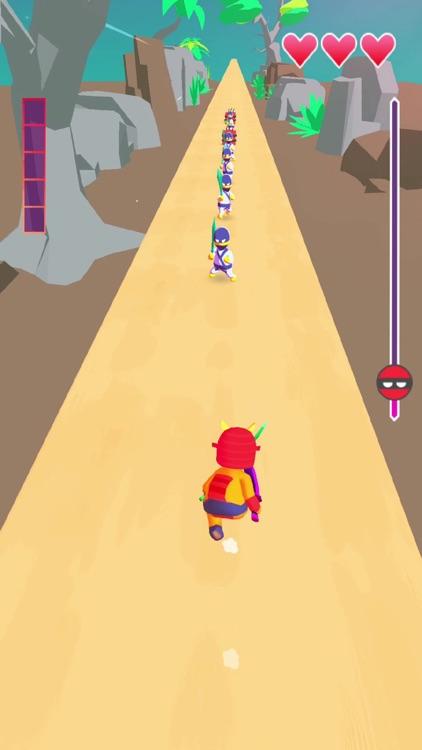 Sword Ninja screenshot-5