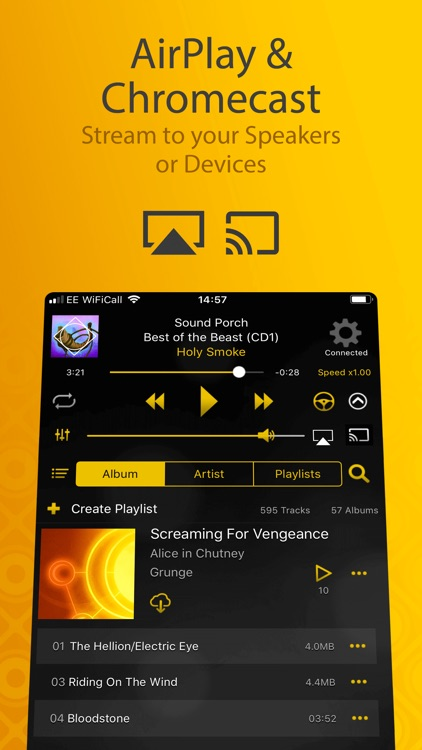 MusicStreamer Lite screenshot-7