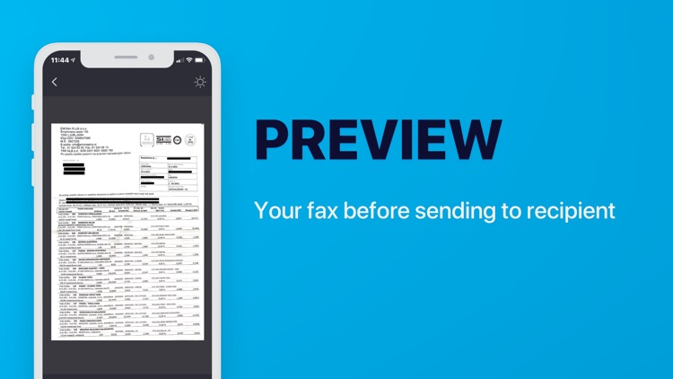 Send Fax from iPhone - Fax App