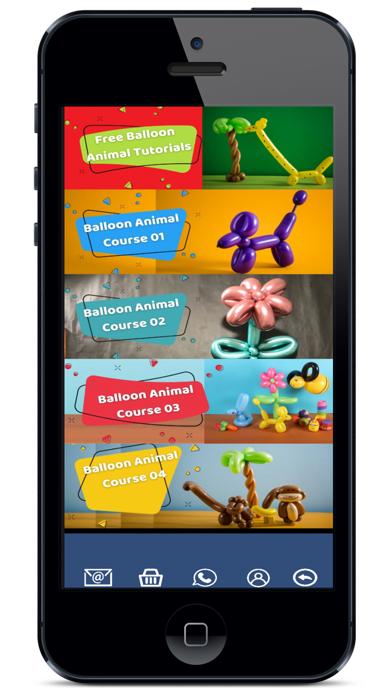 BalloonPlay Balloon Animal App screenshot 2