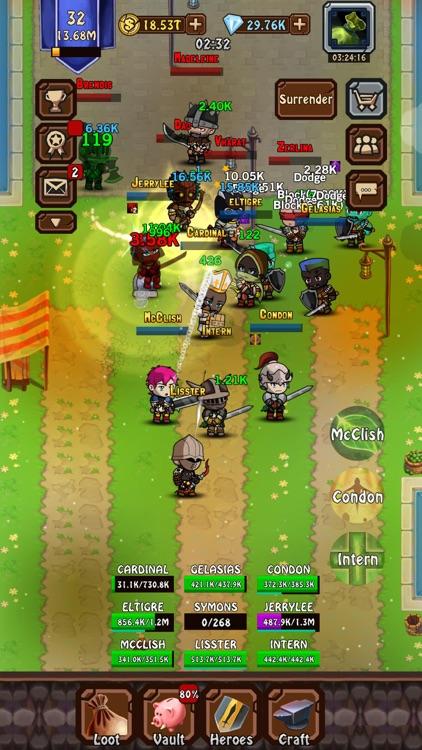 Infinite Arena screenshot-5