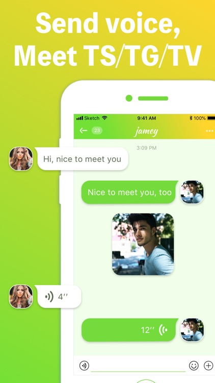 Trans Dating & Chat - Transdr screenshot-3