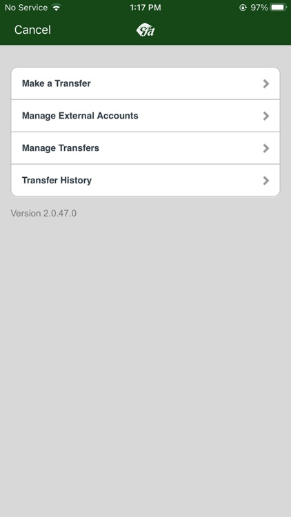 CFD Mobile Banking screenshot-3