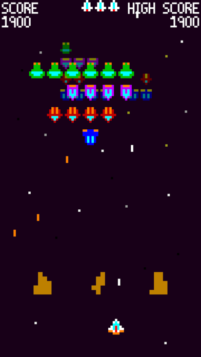 Invaders From Space Ad-Free screenshot 2