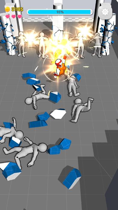 Color Kick 3D screenshot 3