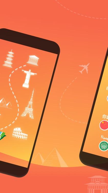 Travel Phrases by LingoDeer screenshot-3