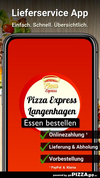 Pizza Express Langenhagen screenshot 1
