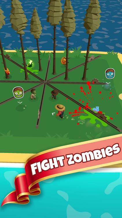 Zombie Island screenshot-0