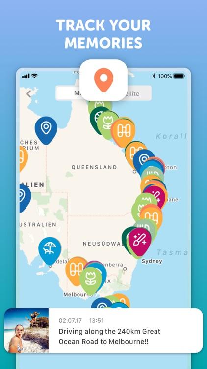 Journi Blog - Travel tracker