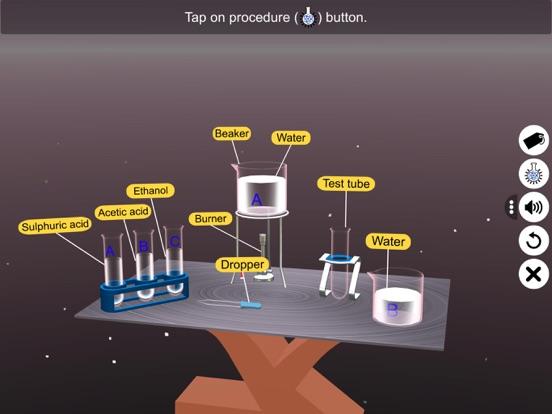 Formation of Ester screenshot 6