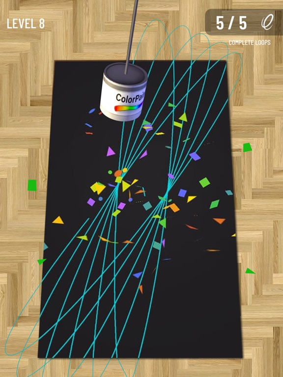 I Can Paint iPad app afbeelding 3