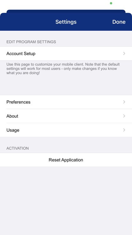 iConnect Softphone screenshot-3